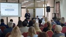 Семінар з підготовки проектів державно-приватного партнерства, в якому взяли участь фахівці з регіонального розвитку Дніпропетровської та Запорізької областей_5