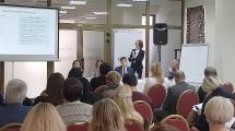 Семінар з підготовки проектів державно-приватного партнерства, в якому взяли участь фахівці з регіонального розвитку Дніпропетровської та Запорізької областей_6